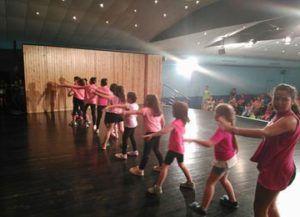 Festival Bailes Modernos y Zumba Kids