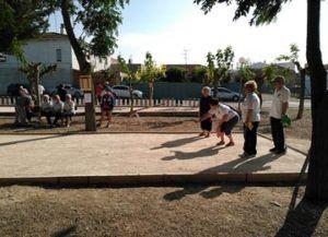 Final Liga Comarcal de Petanca