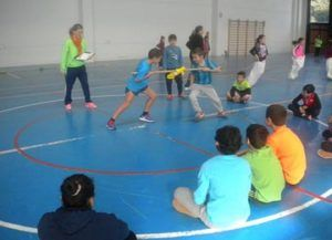 Final de Curso Multideporte Nuez