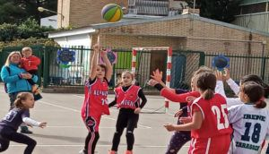 Final de las jornadas XX 3x3 Baloncesto Intercoles